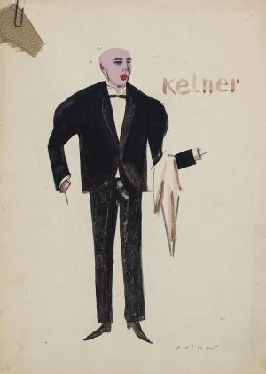 Tadeusz KANTOR, KELNER, 1960