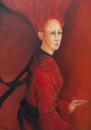 Joanna Kotecka /Tatai/ (1972), Moirai, Lachesis (2015)
