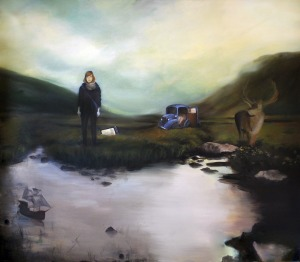Baśka Wesołowska (1989), We mgle (2012)