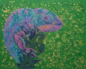 Iga Malinowska (1991), Kameleon (2015)