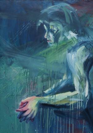 Adam Sikorski (1984), Postać́ w zieleni (2008)