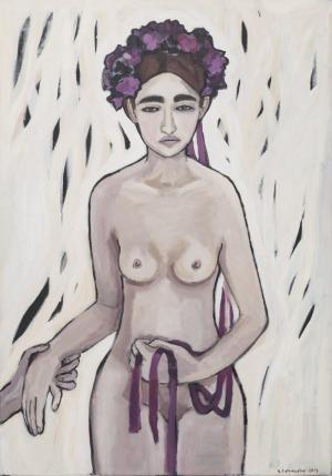 Daria Alicja Ostrowska (1986), Zmówiny (2015)
