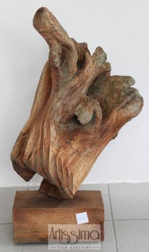 Zygmunt Makowski, Rzeźba - Struktura III