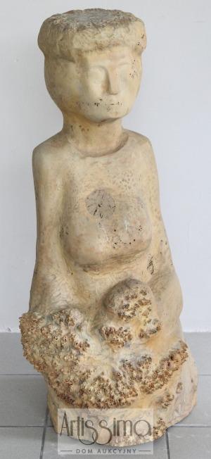 Zygmunt Makowski, Rzeźba - Postać kobieca