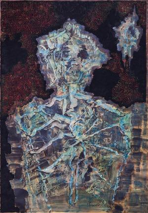 Jerzy Tchórzewski (1928-1999), FIGURA II, 1963/75 r.