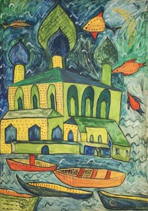 Ewa Kuryluk, Wenecja, 1963