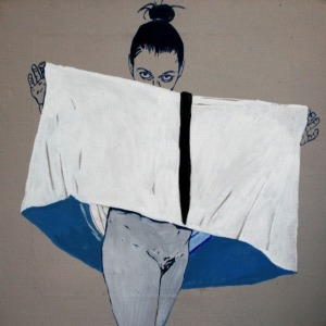 Agnieszka Sandomierz, Bez tytułu, 2014