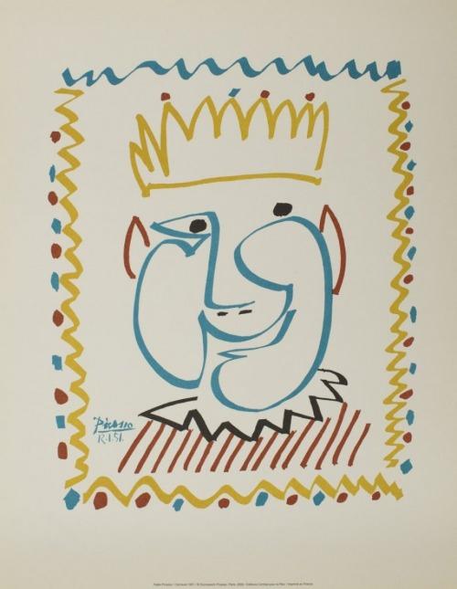 Pablo Picasso, Carnaval de Nice 1951