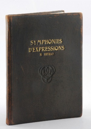 HEYMAN Maurice, Symphonies d`expressions
