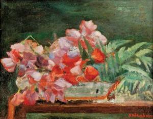 Albert WEINBAUM (1890-1943), Kwiaty