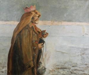 Wlastimil HOFMAN (1881-1970), Baltazar, 1923