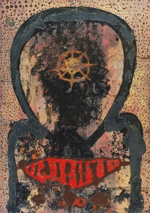 Henryk MUSIAŁOWICZ (1914-2015), Z cyklu: Reminiscencje, 1977