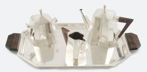Serwis do herbaty art deco