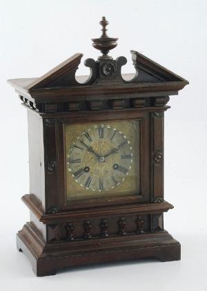 Zegar kominkowy, szafkowy