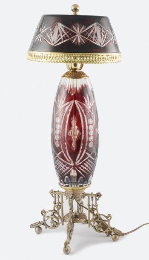 Lampa gabinetowa, elektryczna