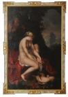 Malarz nieokreślony, europejski, XVII w., Zuzanna i starcy