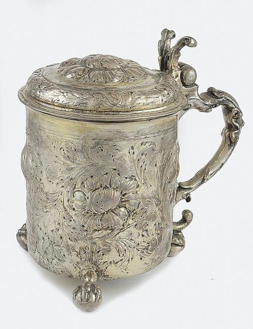 Kufel barokowy