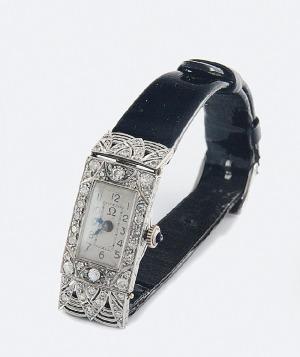 Firma OMEGA, Zegarek damski, naręczny