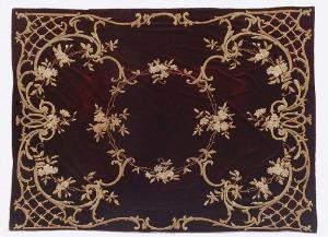 Tkanina dekoracyjna, neorokokowa