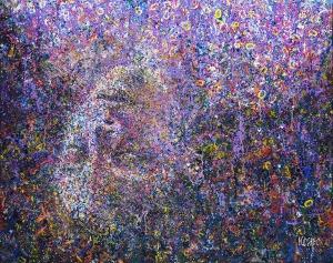 Małgorzata Kosiec, Muse VIII z serii Muses, 2016