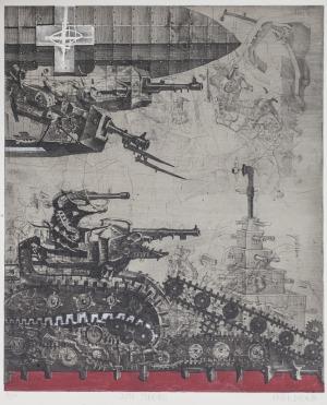 Kacper Bożek, Cnota terroru, 2015