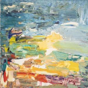 Gossia Zielaskowska, I have been thinking too much map, 2016