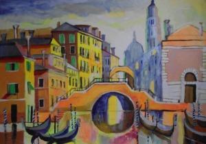 Magdalena Kurek, Po drugiej stronie mostu - Wenecja