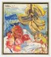 Roman BILIŃSKI (1897-1981), Martwa natura z bananami [Frutta mista con banane], 1964