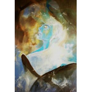 Honorata Chajec, Zatopiona w medytacji
