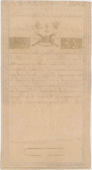 25 złotych 1794 - A numer 1121 - PIETER DE VRIE[S] & COMP-