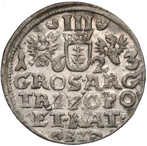 Gabriel Bethlen, Trojak Opole 1623 BZ - PIĘKNY