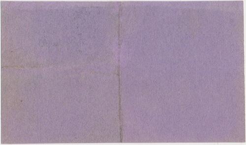 Łęczyca, Komitet Obywatelski 5 kop. 1914 - papier kartonowy