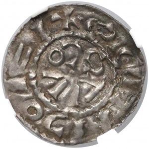 Francja, Scodingue, Denar Salins-les-Bains (1000-1100)