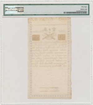 10 złotych 1794 - A - PMG 58