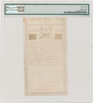 10 złotych 1794 - B - D&C Blau[w] - PMG 63