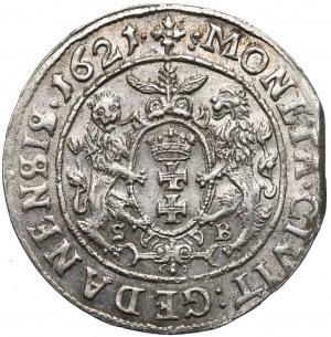 Zygmunt III Waza, Ort Gdańsk 1621
