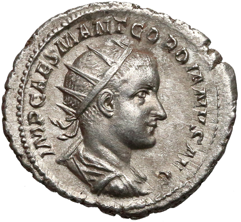 Gordian III, Antioch, Roma | Coin Talk