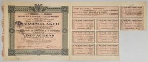 Bank dla Handlu i Przemysłu w Warszawie, Em.11, 20x 1.000 mk 1923
