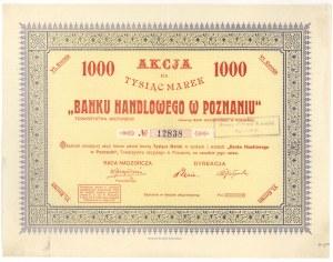 Bank Handlowy w Poznaniu, Em.6, 1.000 mk