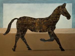 Grzegorz Klimek, Czarny koń