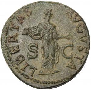 Klaudiusz AE-As 41-54 n.e.