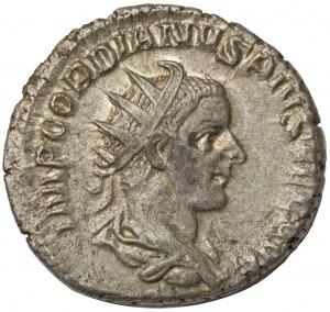 Gordian AR-antoninian 235-270 n.e.