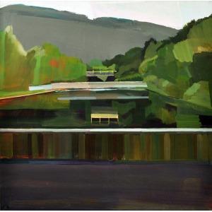 Jarosław Szewczyk, Landscape II, 2009
