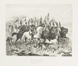 Juliusz KOSSAK, Wincenty POL (1807-1872), Mohort. Rapsod rycerski z podania …