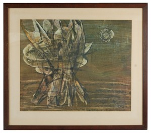 Alfred LENICA (1899-1977), Bez tytułu