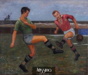 Hofman Wlastimil, Piłkarze, 1935