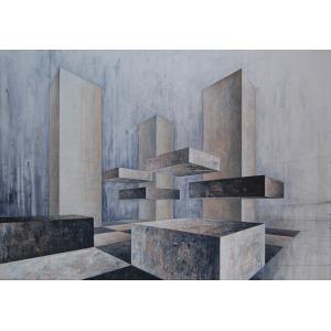 Iwona Gabryś, Kompozycja nr 15, 2017