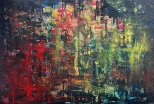 Mariola Świgulska, Chaos miasta, 2016