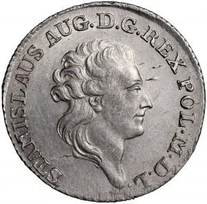 Stanisław August Poniatowski złotówka 1785 EB