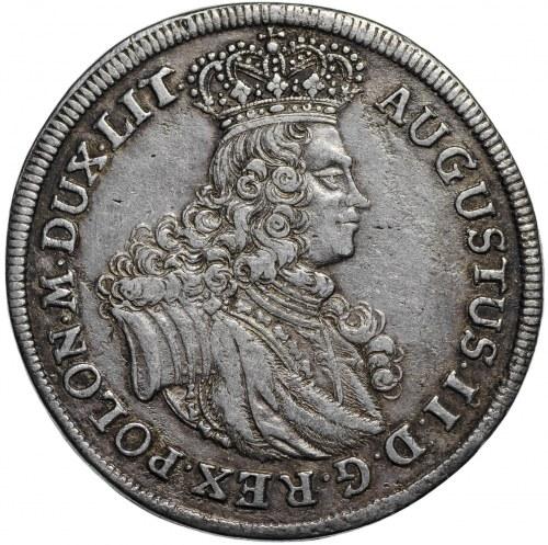 August II Mocny talar 1702 Lipsk